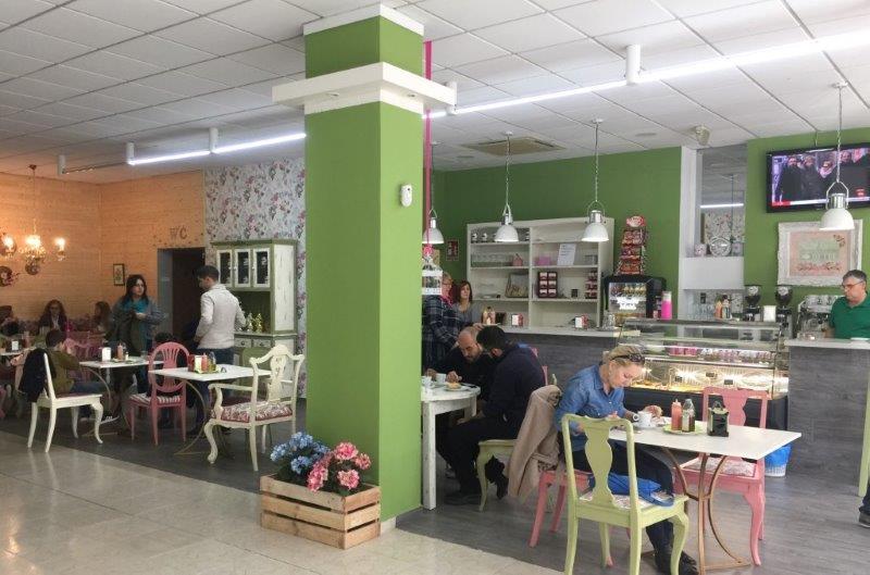 Cafetería Betel Sevilla