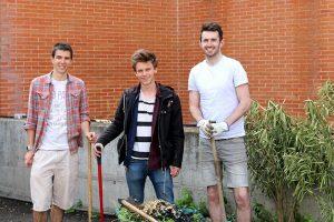 Voluntarios de Oxford sirviendo en Betel Madrid
