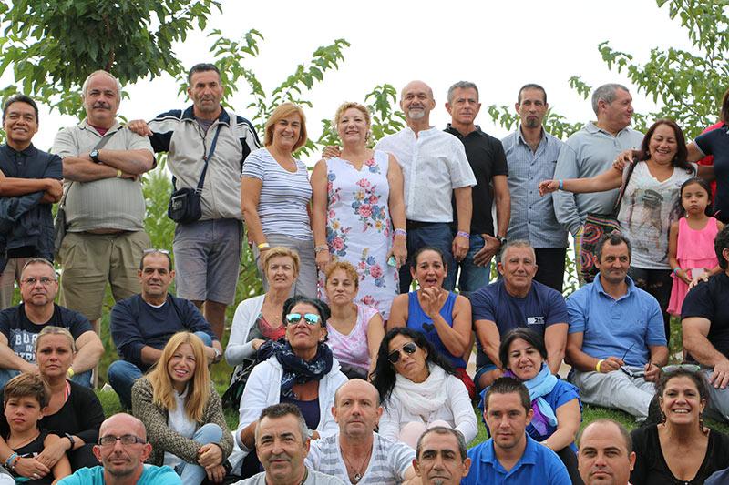 Comunidad de Betel Málaga en el Campamento Anual