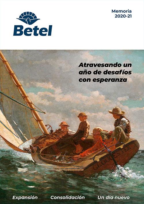 Memoria Betel 2020-21